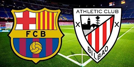 TV/VER.-Barcelona v Ath. Bilbao E.n Viv y E.n Directo ver Partido online entradas