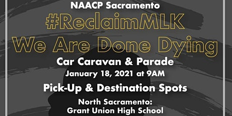 MLK Caravan Celebration tickets
