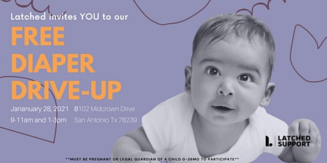 FREE DIAPER DRIVE UP DAY tickets