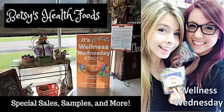 Wellness Wednesday tickets