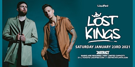 LOST KINGS | Saturday January 23rd 2021 | District Atlanta tickets