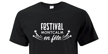 Chandail officiel du Festival 2021 billets