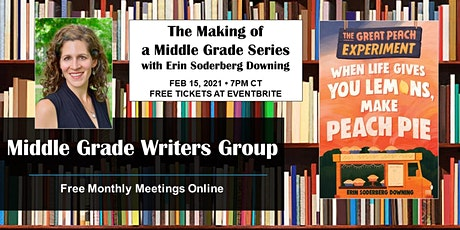 Middle Grade Writers Group: The Making of a Middle Grade Series tickets