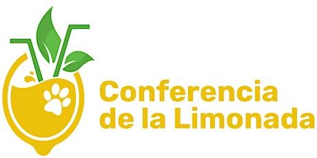 La Conferencia de la Limonada entradas