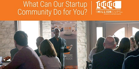 Virtual 1 Million Cups Round Rock - February 2021 tickets