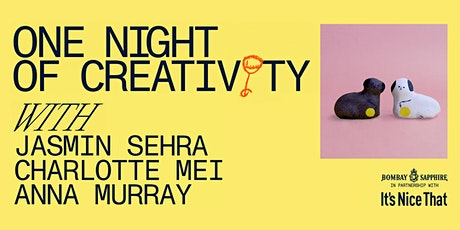 Bombay Sapphire's Cocktails & Create: One Night of Creativity tickets