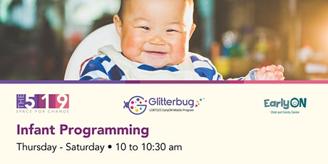 EarlyON Infant Programming (0-18 months) tickets