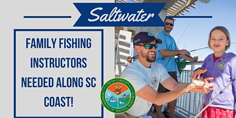 Certified SCDNR Saltwater Fishing Instructor Virtual Training tickets