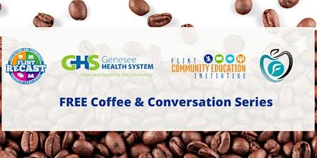 Coffee & Conversation with Flint ReCast tickets