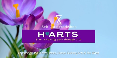 SocietyX: Self Care Workshop With H*arts  Hosted By Paulina Valverde tickets