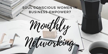 Soul Conscious Women in Business Networking tickets