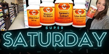 Super Saturday at Cypresswood tickets