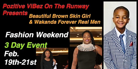 Pozitive ViBez On The Runway Fashion Weekend tickets