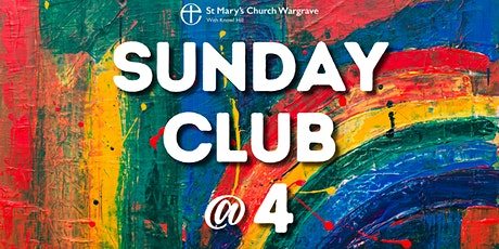 Sunday Club @ 4 tickets