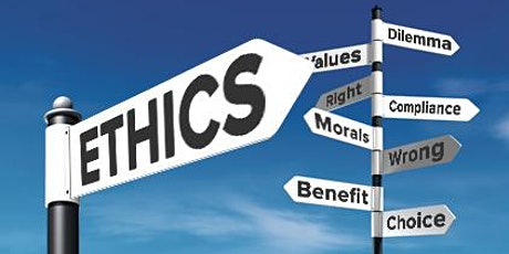 Ethics and Boundaries Training  tickets