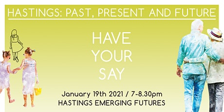 Hastings Town Centre: Past, Present, Future? tickets