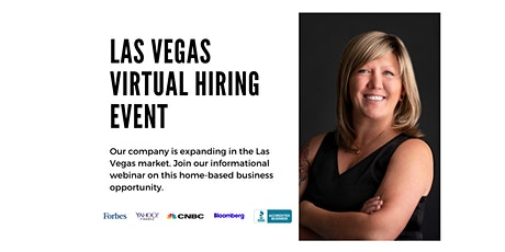 Las Vegas Virtual Hiring Event: Home-Based Business Opportunity tickets