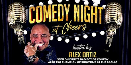 Comedy Night at Cheers FT: Ralphie Roberts tickets