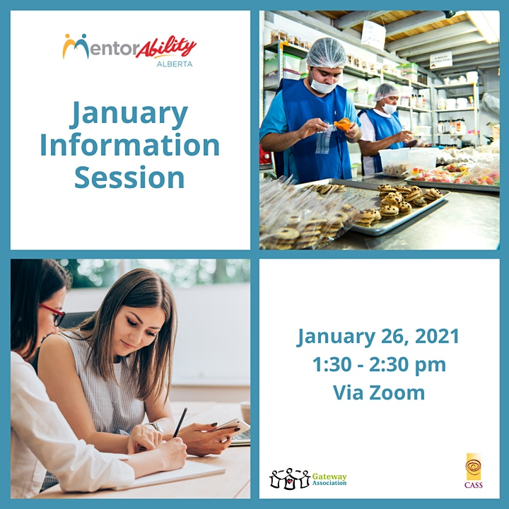 MentorAbility Alberta Information Session image