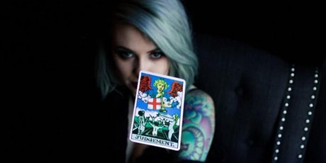 2-Hour Psychological Tarot Session (for psychological use, not divination) tickets