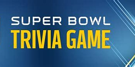 SUPER BOWL TRIVIA GAME NIGHT tickets