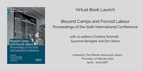 Virtual Book Launch: Beyond Camps and Forced Labour tickets