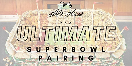 The Ultimate Super Bowl Pairing tickets