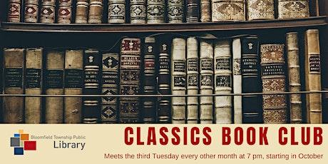 Classics Book Club tickets