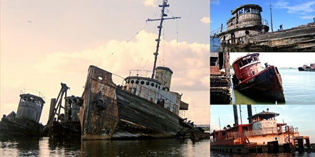 'The Ship Graveyards of Staten Island, Part I: The South Shore' Webinar tickets