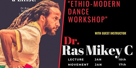 Ethio-Modern Dance and Lecture Series tickets