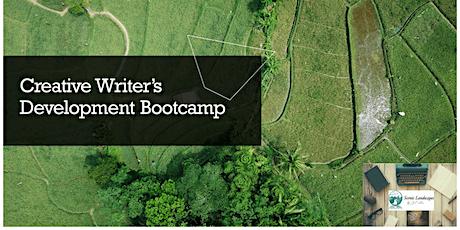 Creative Writer's Development Bootcamp Workshop tickets