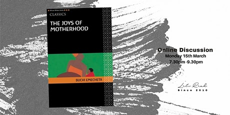 Let's Read: The Joys of Motherhood by Buchi Emecheta tickets