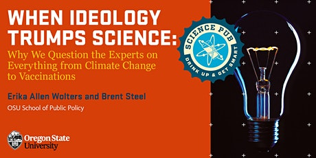 Science Pub - When Ideology Trumps Science tickets