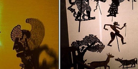 Balinese Shadow Puppetry with Daniel Fay tickets