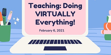 OKCEC's Virtual Conference: Teaching: Doing VIRTUALLY Everything! tickets
