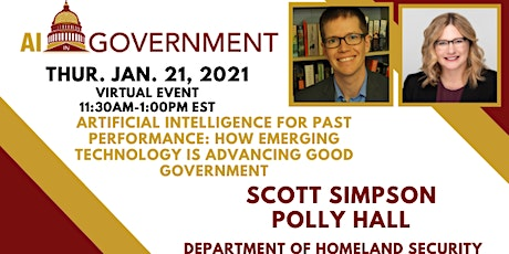 AI in Gov: January 2021 tickets