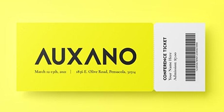 Auxano Conference tickets