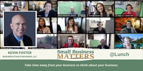 Small Business Matters @Lunch  January - VIRTUAL EVENT tickets