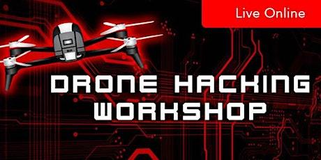 Drone Hacking Workshop tickets