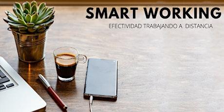 SMART WORKING: Efectividad en las nuevas modalidades del trabajo ingressos