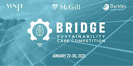 BRIDGE Sustainability Case Competition tickets