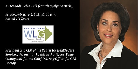 #SheLeads Table Talk featuring Jelynne Burley tickets