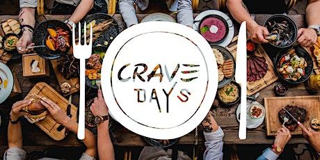 CRAVE Days! tickets