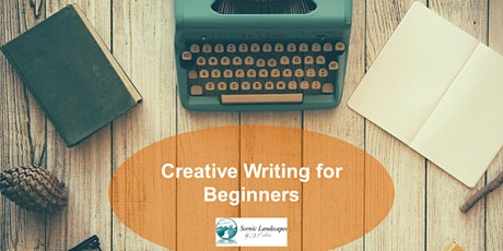 Creative Writing for Beginners tickets