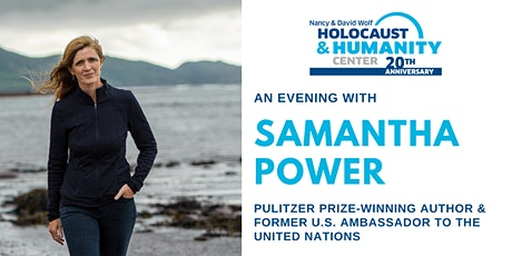 "An Evening with Samantha Power: Discussing ""The Education of an Idealist"" tickets"