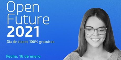Open Future • Clases 100% gratuitas • Future_is entradas