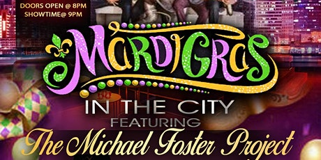 Mardi Gras in The City tickets