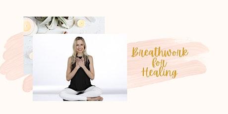 Breathwork for Healing tickets