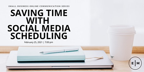 Saving Time With Social Media Scheduling tickets