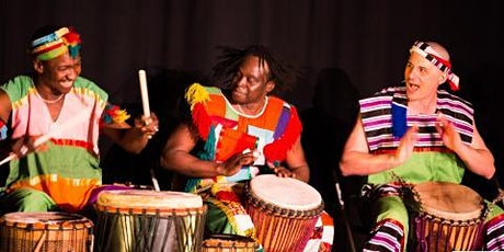 Celebrate! with Benkadi Drum and Dance tickets